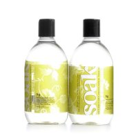 Soak Wash Twin Pack Full Size 375ml (12oz)