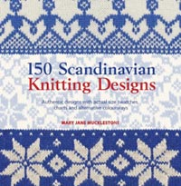150 Scandinavian Knitting Designs - Click Image to Close
