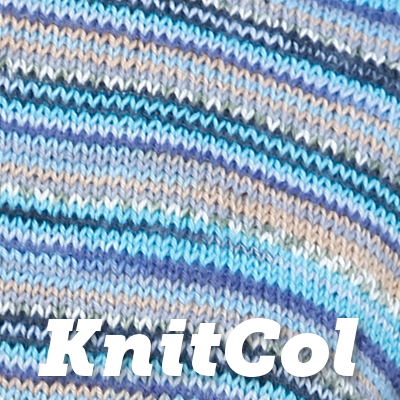KnitCol - self patterning merino