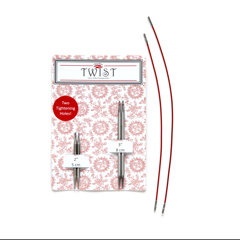 Chiaogoo TWIST Shorties Interchangeable Tip Short Combo