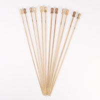 Subabul Knitting Needles 30.5cm (12in) - 3.75mm