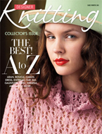 Designer Knitting magazine - Early Winter 2011
