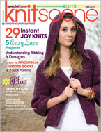 Knitscene Magazine - Fall 2010