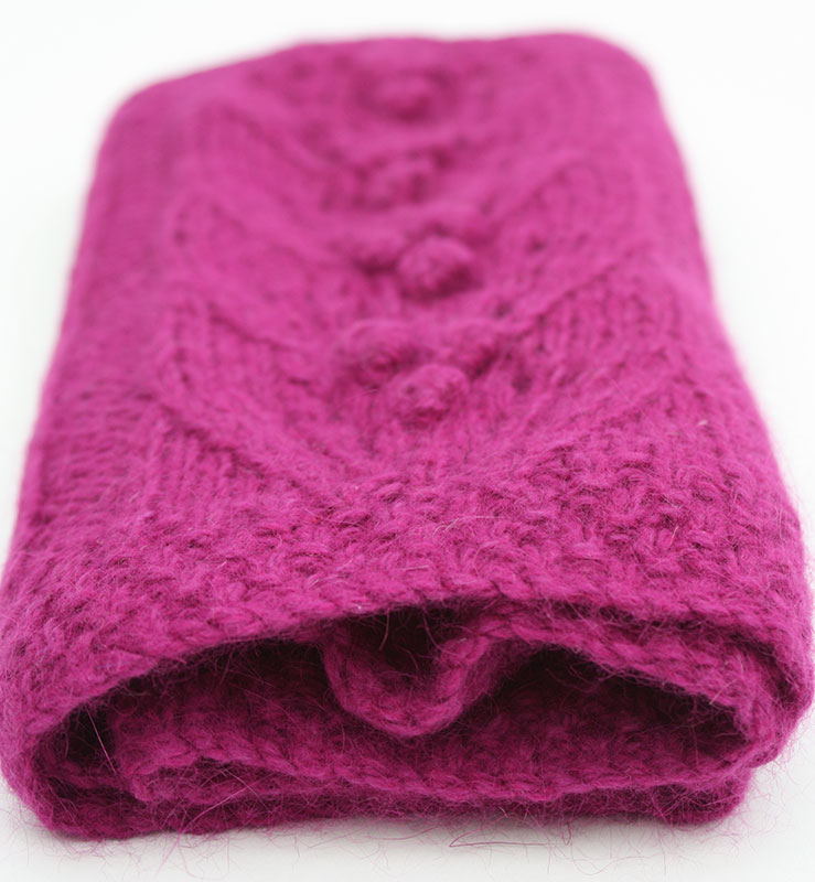 Angora 50 Harvest Cowl Knitting Kit