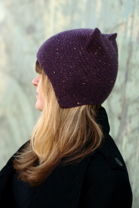 Cubbed Hat Knitting Kit