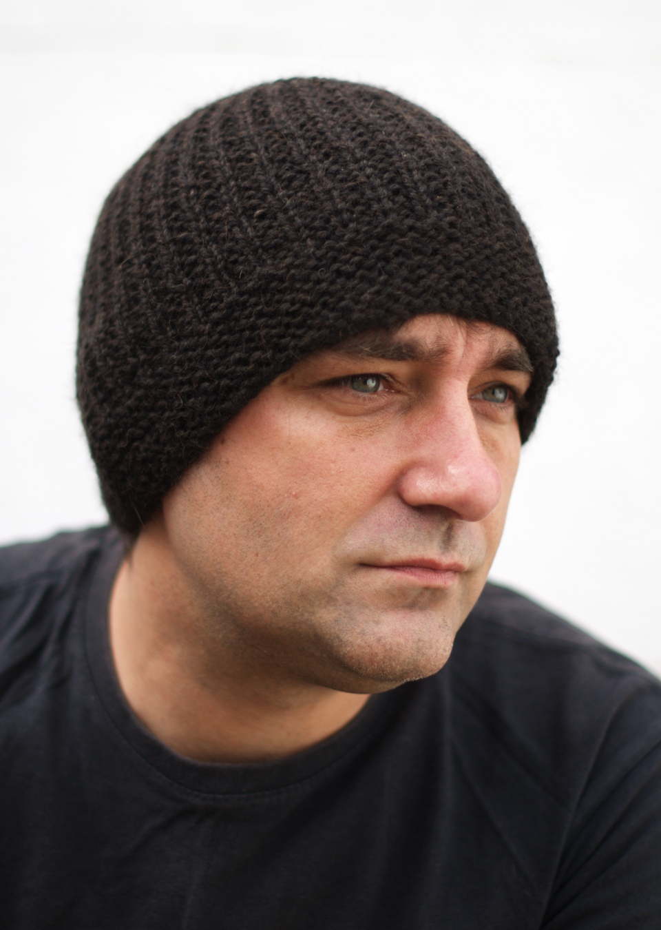 Hats and gloves the little knitting company welcome to our geko mens beanie hat knitting kit bankloansurffo Choice Image
