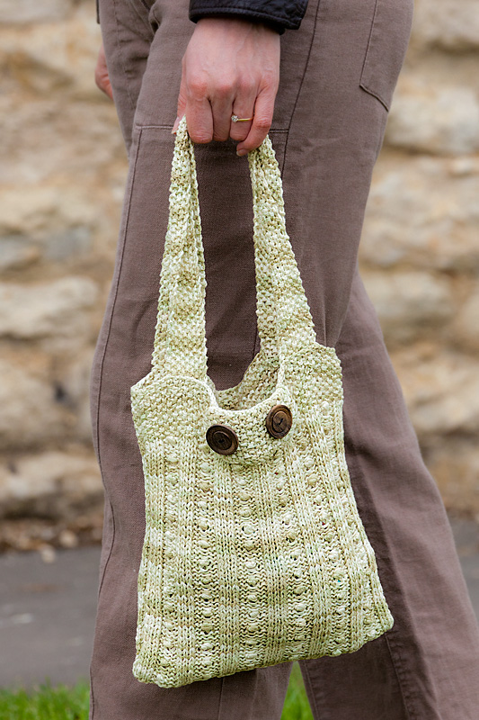 Cotton Tape Bobble Rib Bag Kit