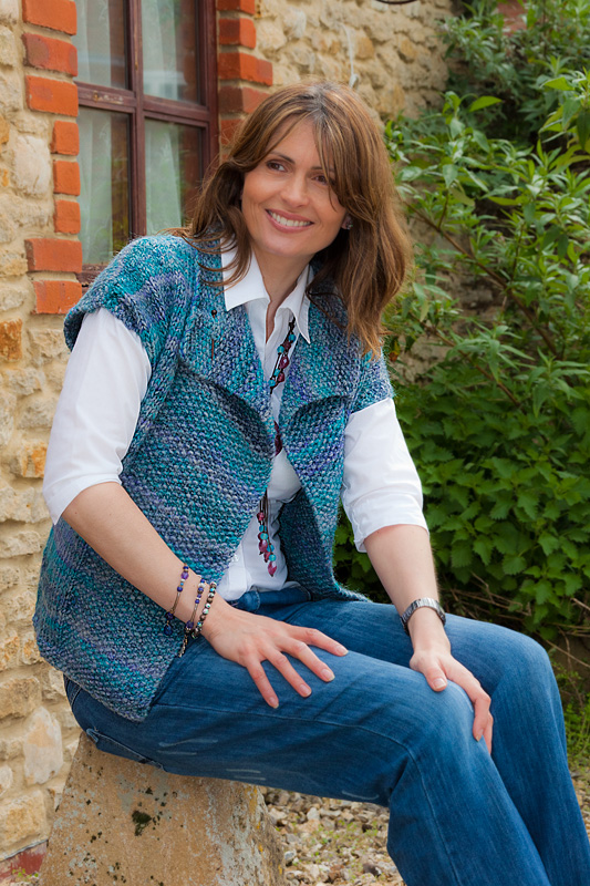Luz Dunmore Gillet Knitting Kit