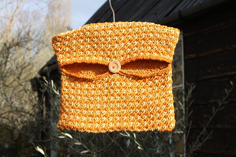 Knitting Pattern For A Peg Bag : Sunny Stars Peg Bag Knitting Kit