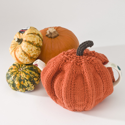 Pumpkin Tea Cosy Kit