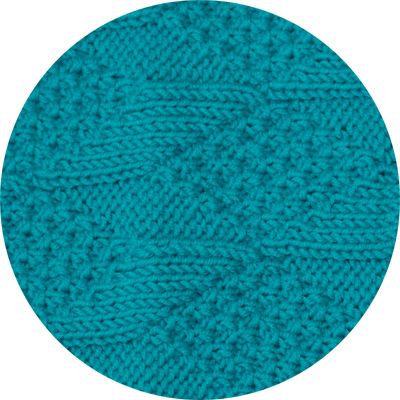 Knit Purl Baby Blanket Pattern