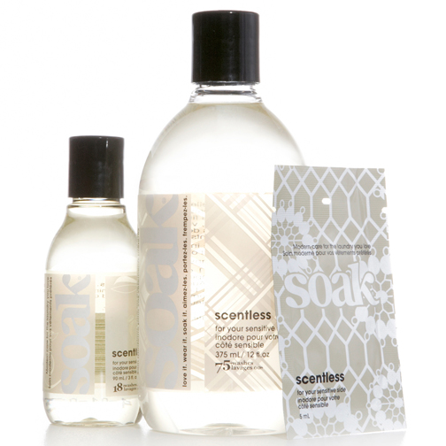 Soak Family - Wash Set