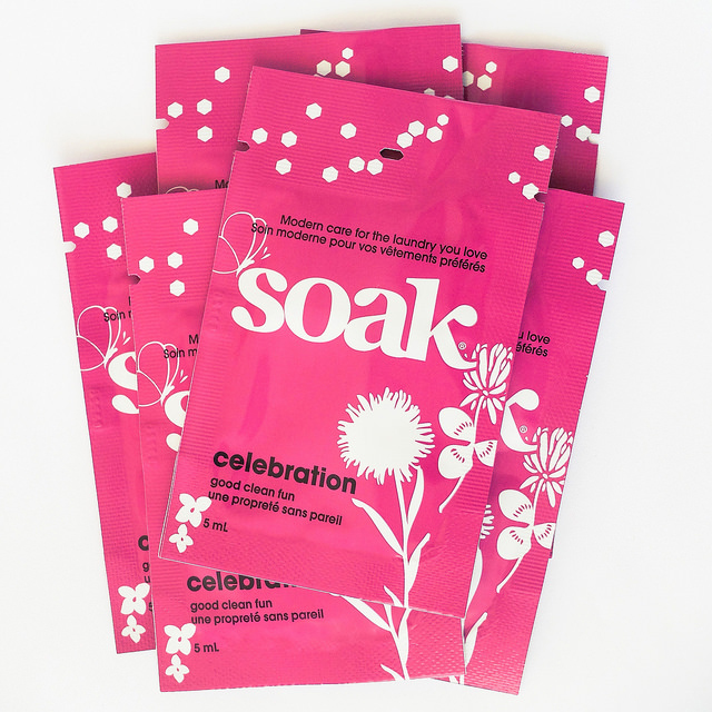 Mini Soak Single Wash Sachet - minisoak 5ml - Click Image to Close