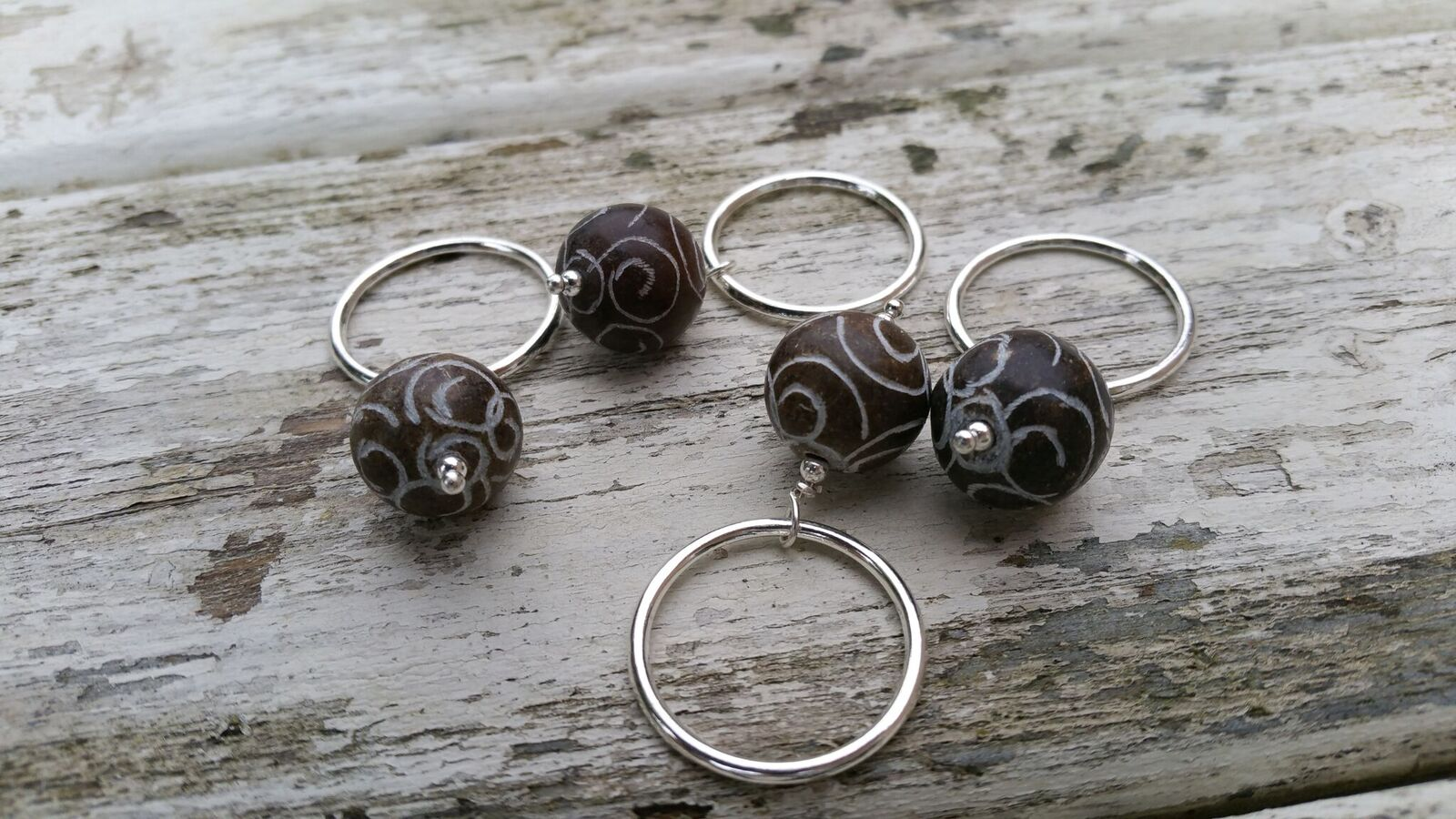 Snag Free Stitch Markers up to 17mm - Click Image to Close
