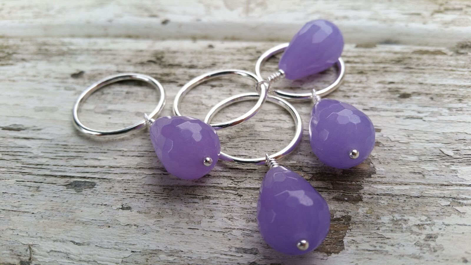 Snag Free Stitch Markers up to 17mm