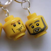 Lego Stitch Markers - Click Image to Close