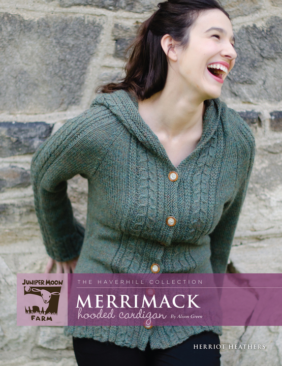 Merrimack - knitting pattern