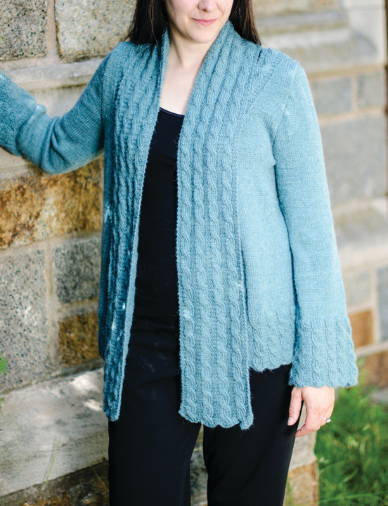 Saltonstall - knitting pattern