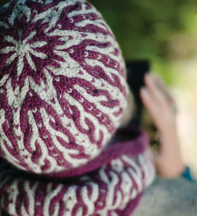 Pentucket - knitting pattern