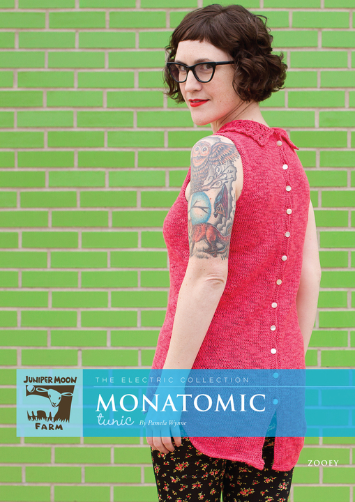 Monatomic - knitting pattern