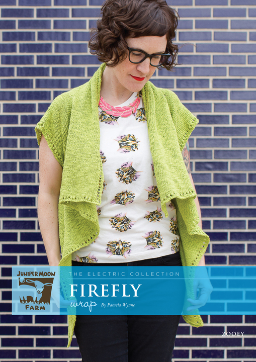 Firefly - knitting pattern