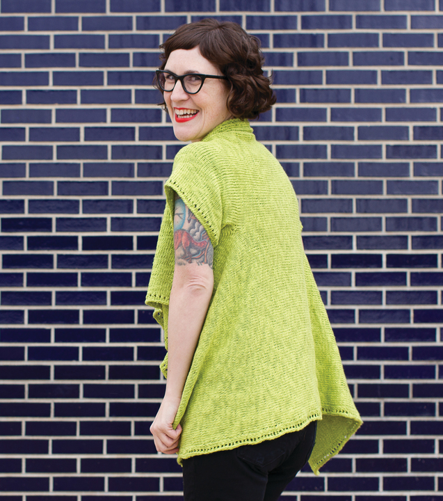 Firefly - knitting pattern - Click Image to Close