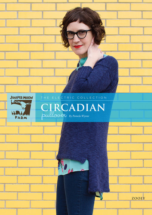 Circadian - knitting pattern