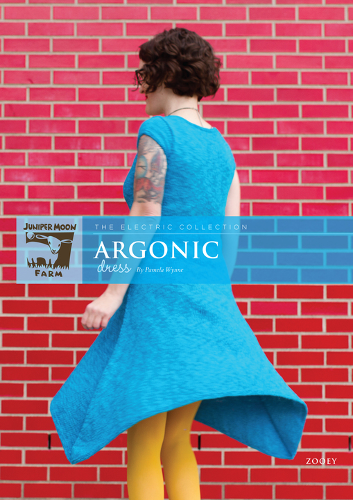 Argonic - knitting pattern