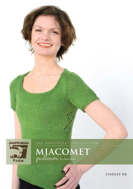 Miacomet - knitting pattern