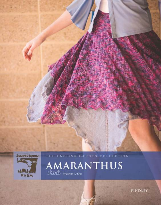 Amaranthus - knitting pattern
