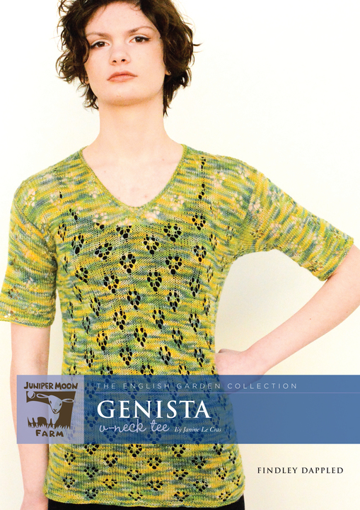 Genista - knitting pattern