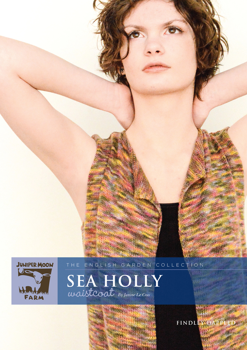Sea Holly - knitting pattern