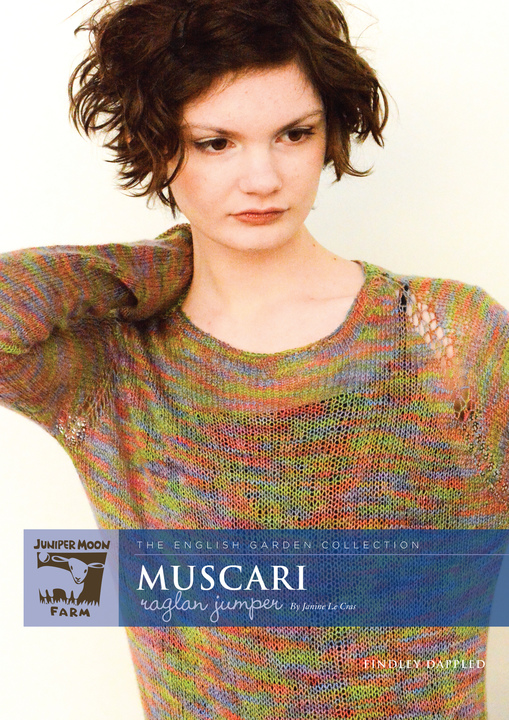 Muscari - knitting pattern - Click Image to Close