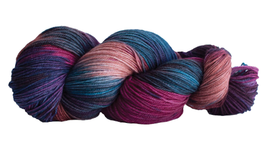 Alegria Sock Yarn Tannat - Click Image to Close