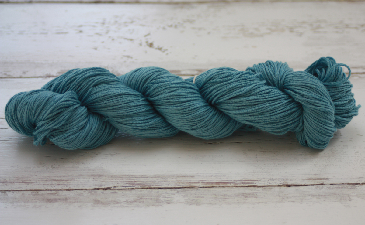 Cotton Cashmere - Columbia Blue 100g