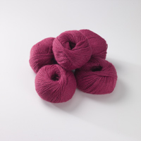 50% Angora - raspberry 25g - Click Image to Close
