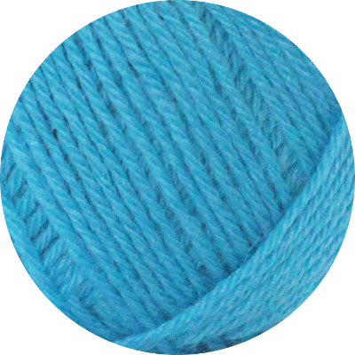 Azzurra - turquoise 50g - Click Image to Close