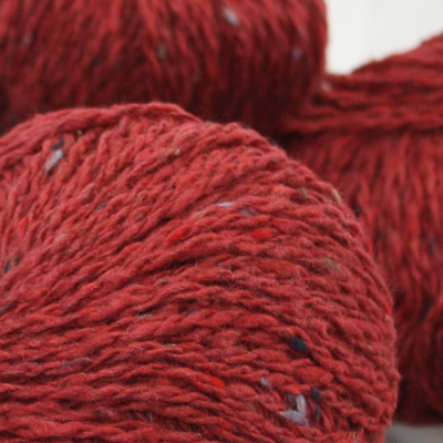 Cashmere and Yak - Himalayan Red