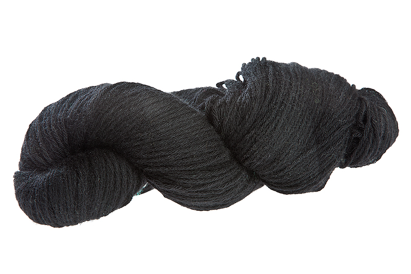 Cashmere / 18 - black 95g - Click Image to Close