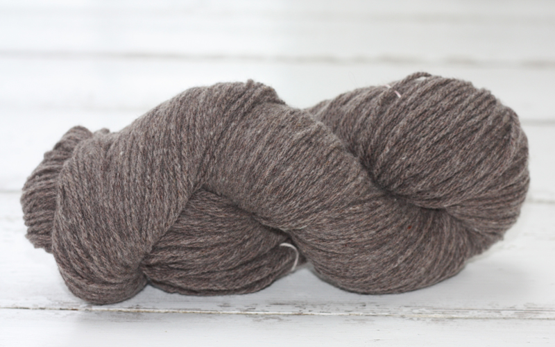 Cashmere / 18 - dark walnut 110g