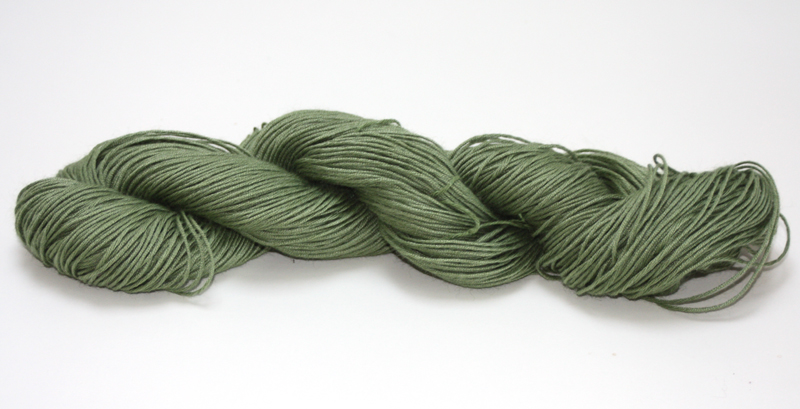 Cotton Ramie - Green - 100g