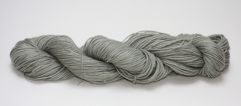 Cotton Ramie - Pewter - 100g