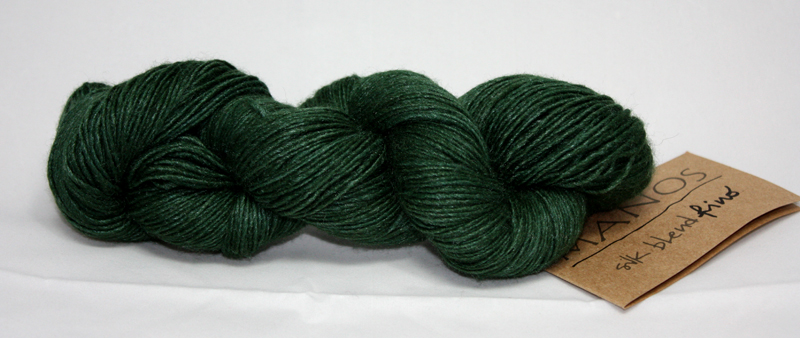 Silk Blend Fino 4-ply - British