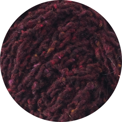 Foscolo 80% Pure Wool - Merlot 50g - Click Image to Close