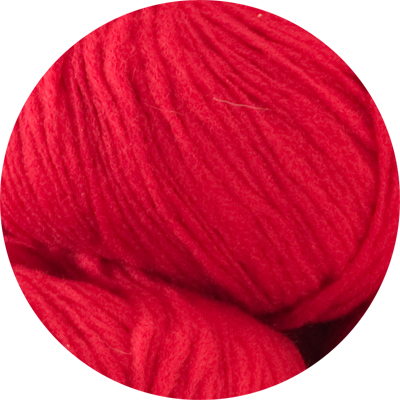 Husky 82% wool - red 50g