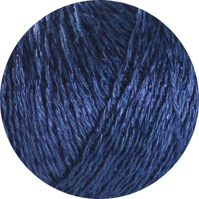 Linen Viscose - bahama blue 50g - Click Image to Close