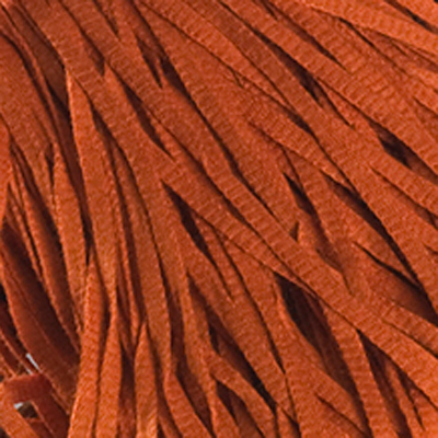 100% Cotton Tape Yarn - rich russet 50g - Click Image to Close
