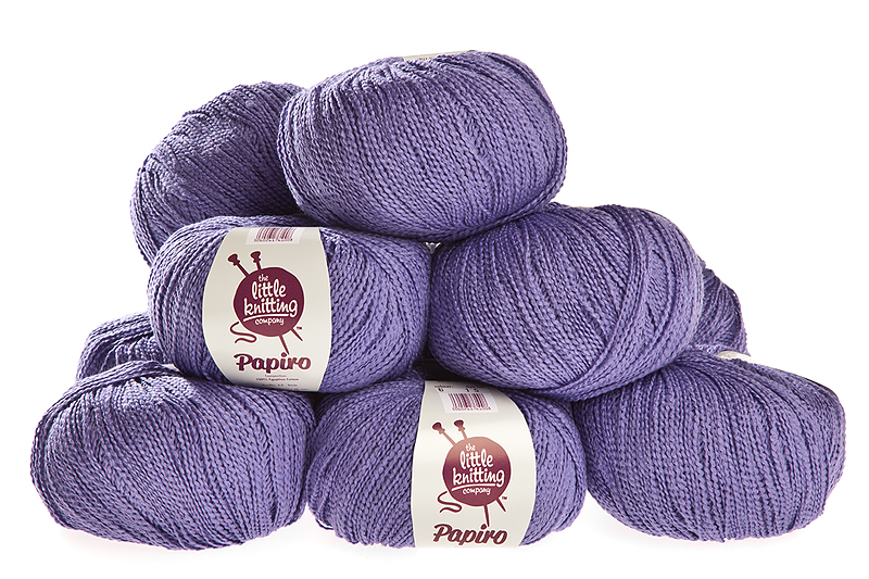 100% cotton - hyacinth 50g
