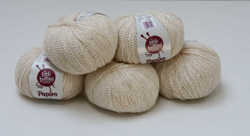 100% cotton - meringue 50g
