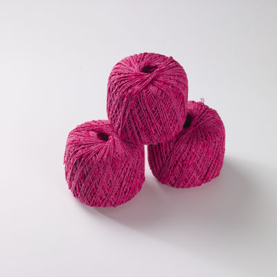Shangai Summer Cotton - hot pink 50g